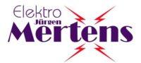 Logo Jürgen Mertens Elektroinstallateurmeister