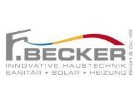 Logo F. Becker GmbH & Co. KG