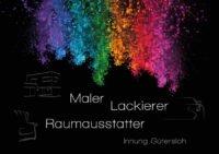 Logo Maler-, Lackierer- und Raumausstatter-Innung Gütersloh