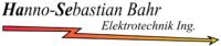 Logo Bahr Hanno-Sebastian Elektrotechniker