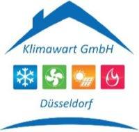 Logo Klimawart Gesellschaft zur Wartung von klimatechnischen Anlagen mbH