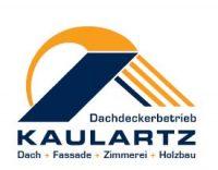 Logo Dachdeckerbetrieb KAULARTZ