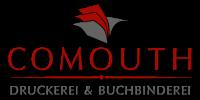 Logo Buchbinderei Comouth Inh. Sandra Comouth-Zimmermann e.K.